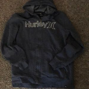 Hurley girls jacket